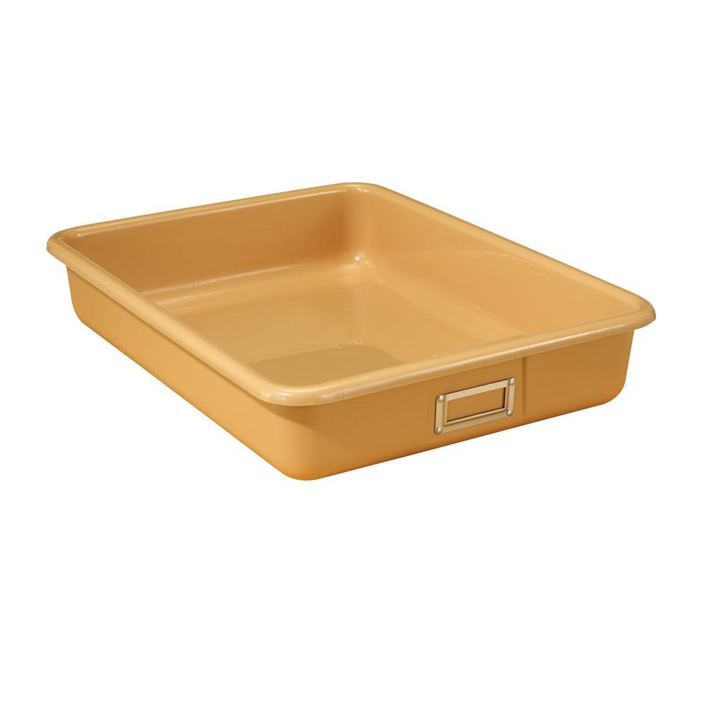 Replacement Tote Tray for Tote Tray Storage Cabinets