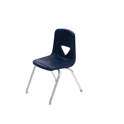 "120 Series Stacking Chair,13-1/2"" Seat Height"