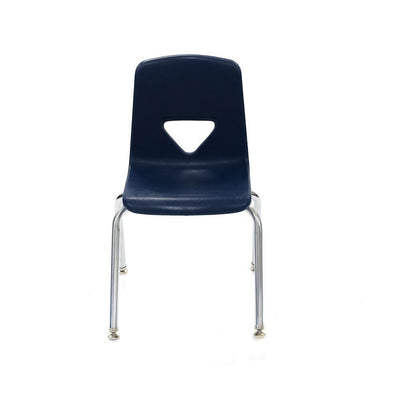 "120 Series Stacking Chair,11-1/2"" Seat Height"