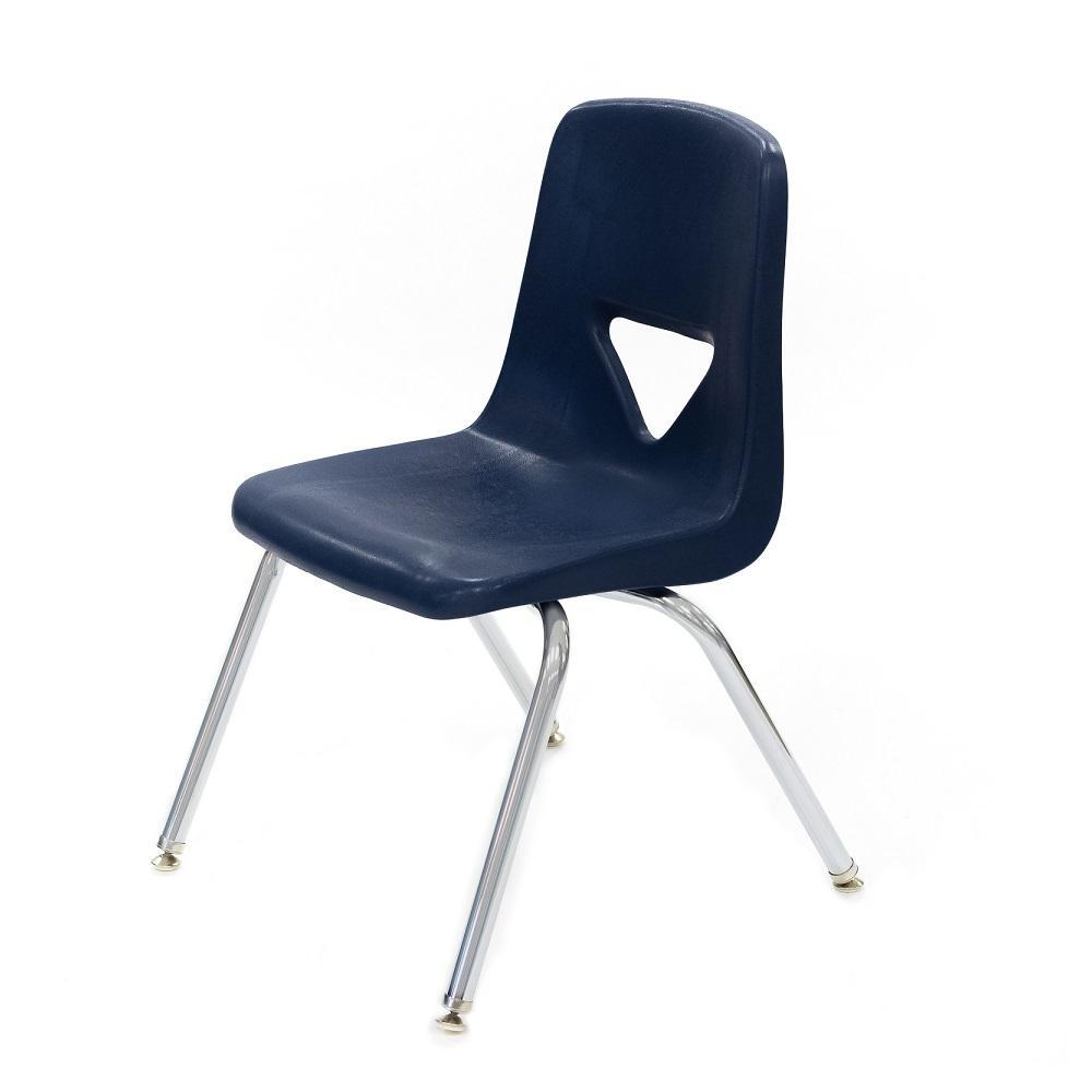 "120 Series Stacking Chair, 15-1/2"" Seat Height"