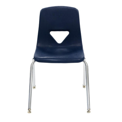 "120 Series Stacking Chair, 17-1/2"" Seat Height"