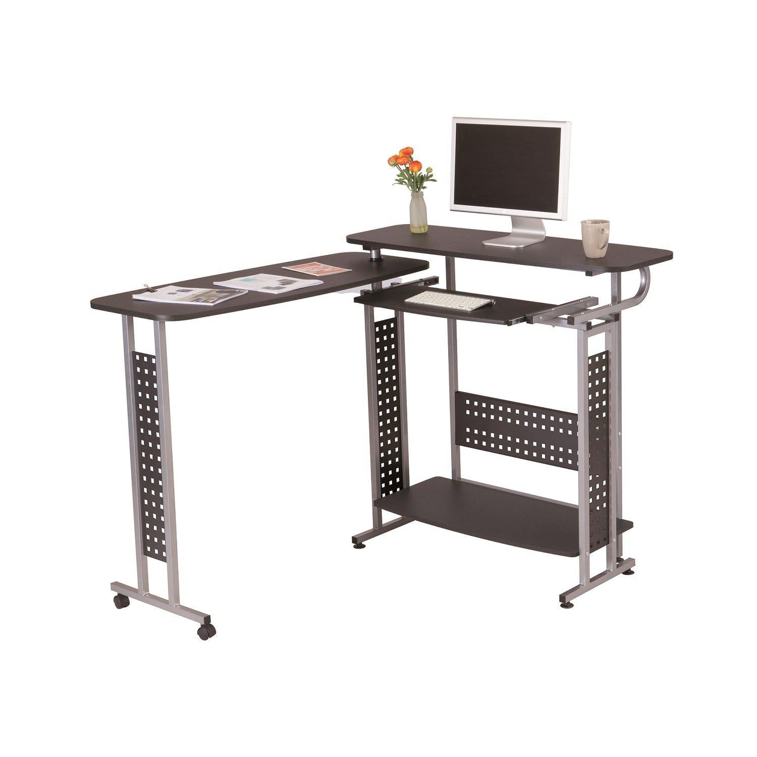 Scoot™ Standing-Height Desk with Rotating Work Surface