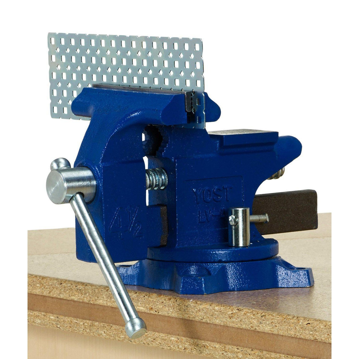 Vise for Robotics Workbench