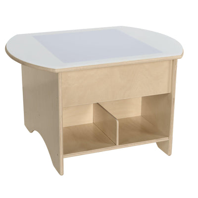 "30"" Brilliant Light Table with Storage"