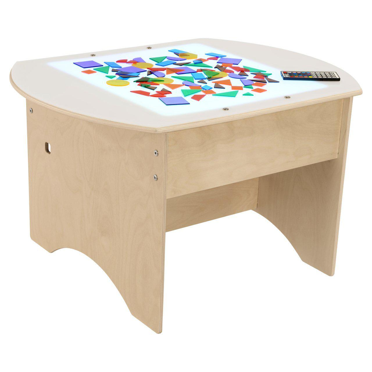 "30"" Brilliant Light Table without Storage-Pre-School Furniture-"