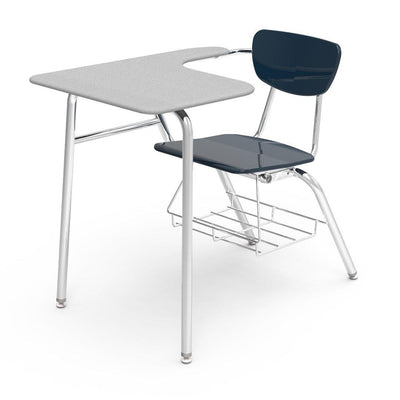 "3000 Series Combo Unit with 18"" x 21"" x 30"" Top-Chairs-Navy-Grey Nebula-"
