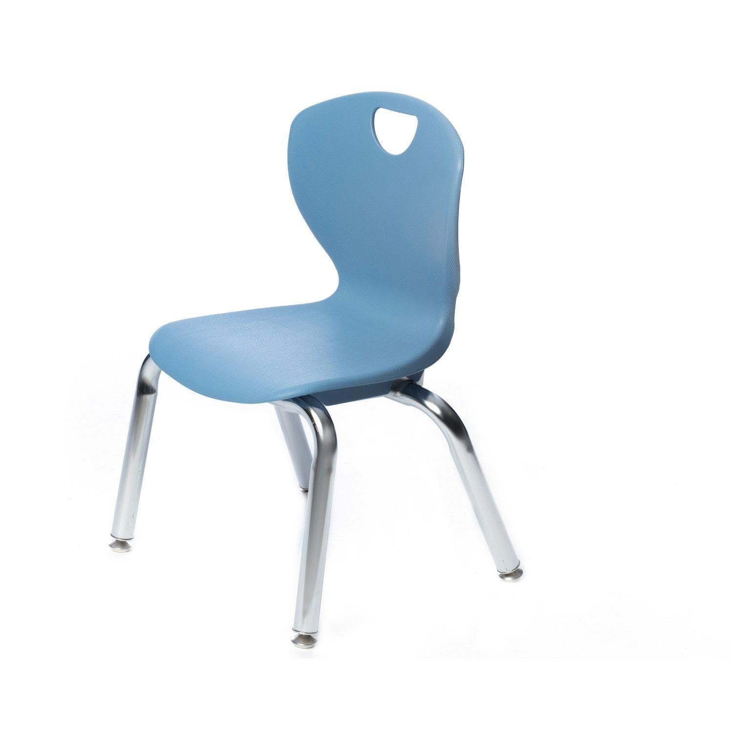 "Ovation Contemporary Classroom Stack Chair, 12"" Seat Height"