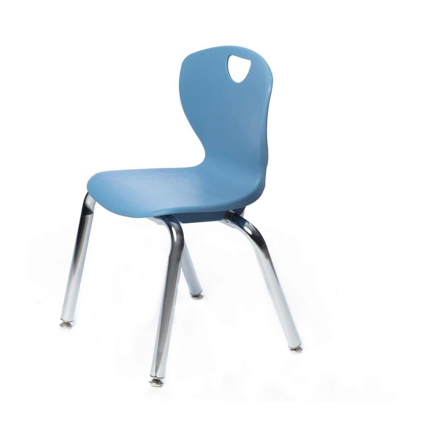 "Ovation Contemporary Classroom Stack Chair, 14"" Seat Height"