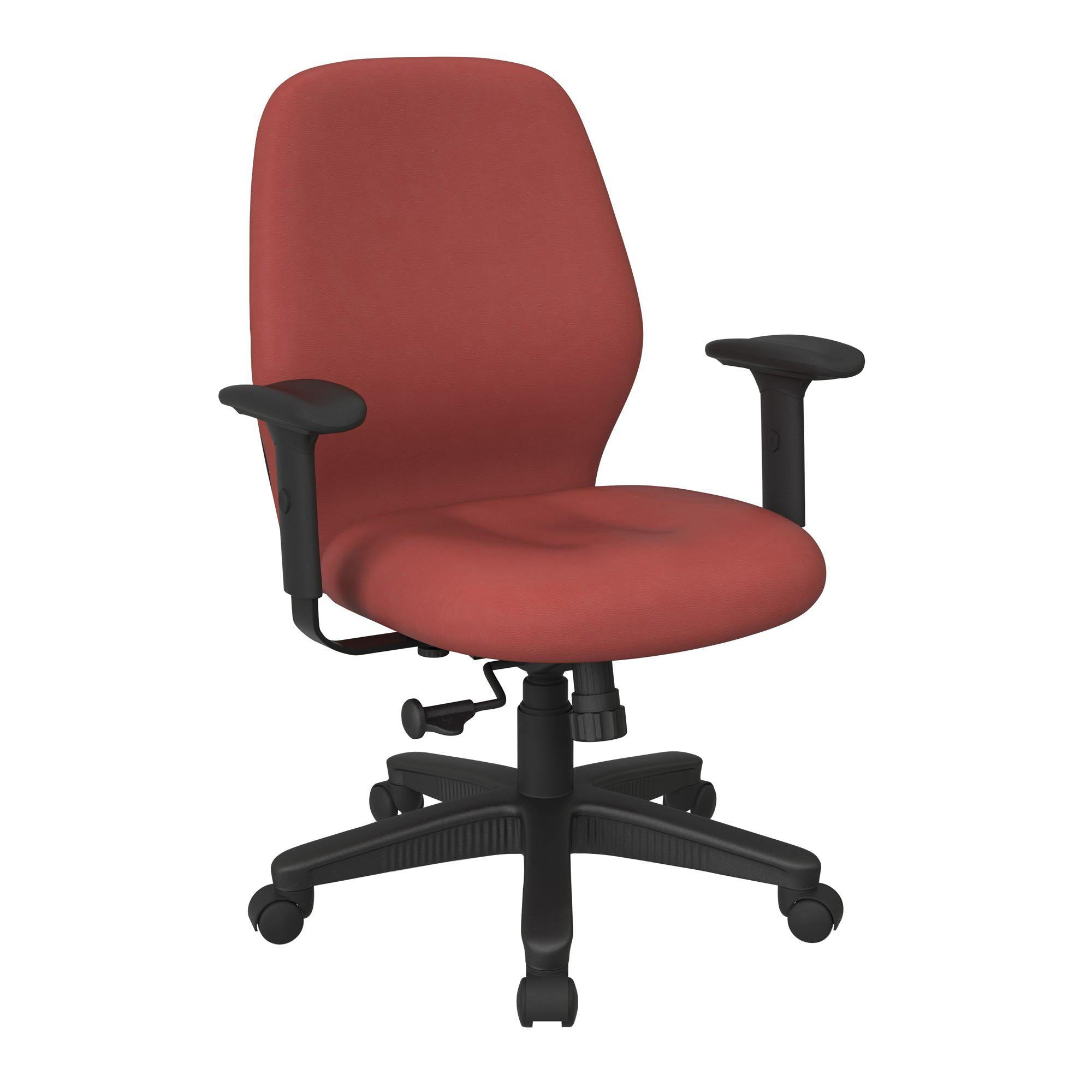 Antimicrobial Mid Back Ergonomic Chair