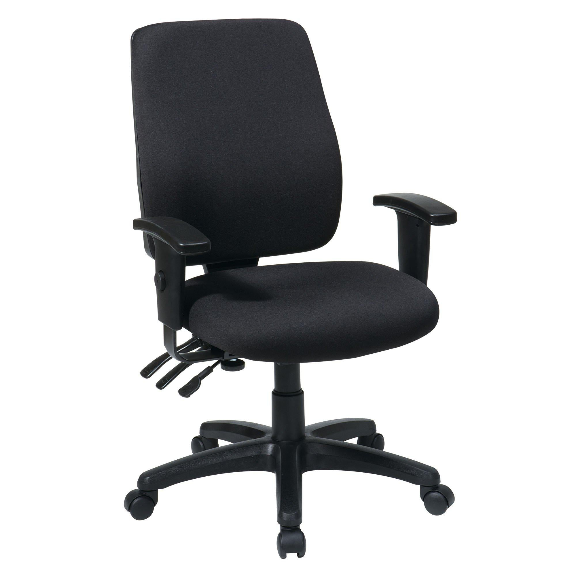 Antimicrobial High Back Ergonomic Chair