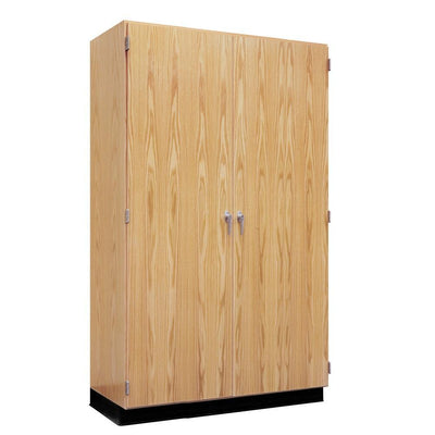 Tall Storage Cabinet with 2 Doors