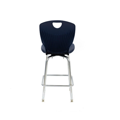 "Ovation Adjustable Height Swivel Stool, 18""-24"" Seat Height"