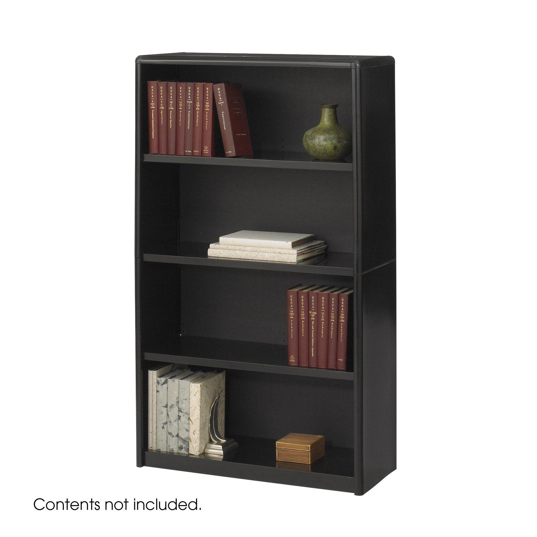 4-Shelf ValueMate® Economy Bookcase