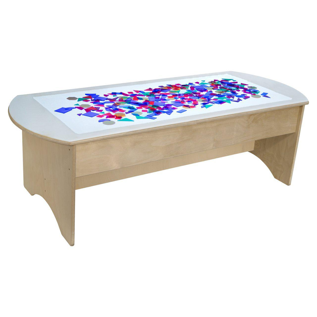 "48"" Brilliant Light Table without Storage"