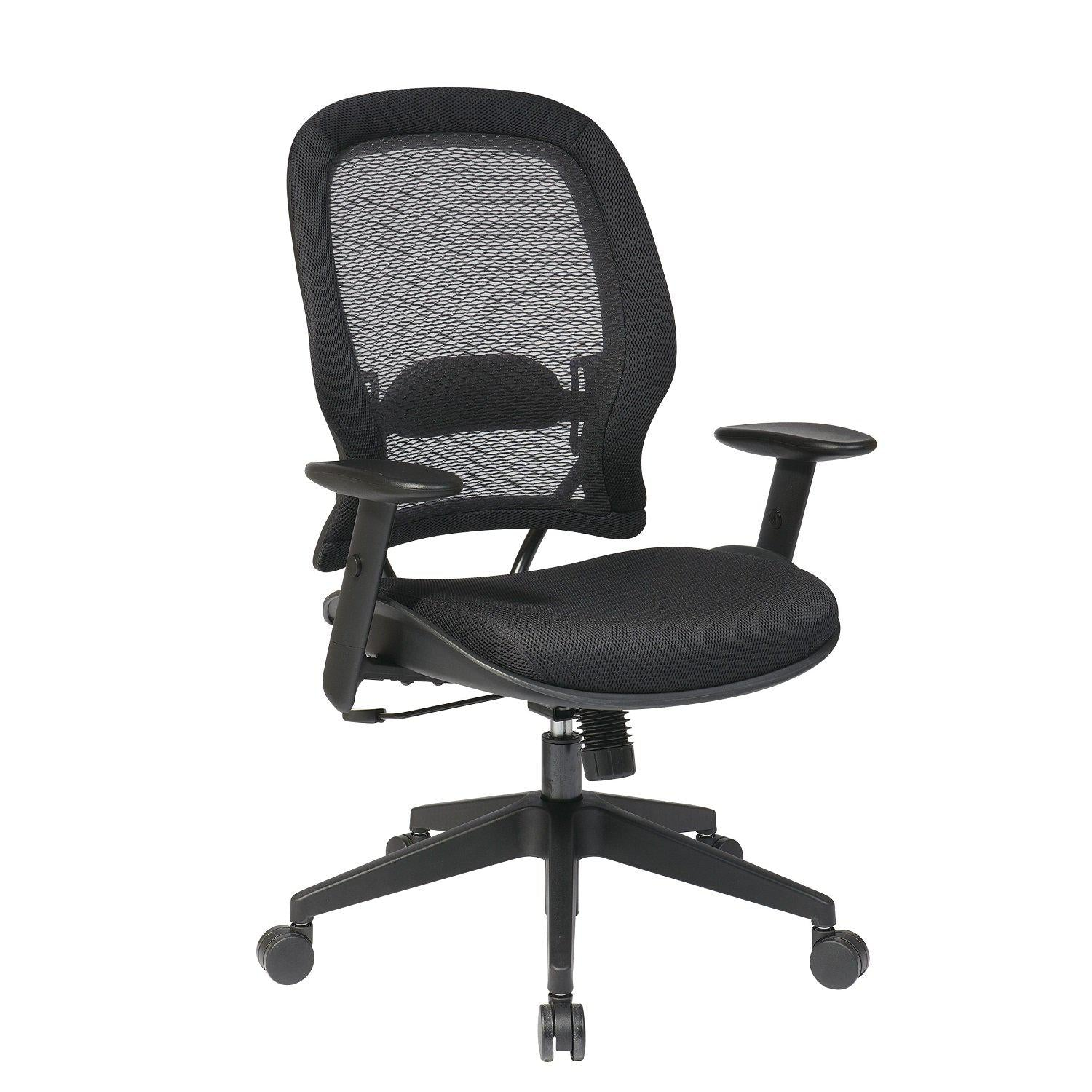 AirGrid® Back And Mesh Seat Managers Chair