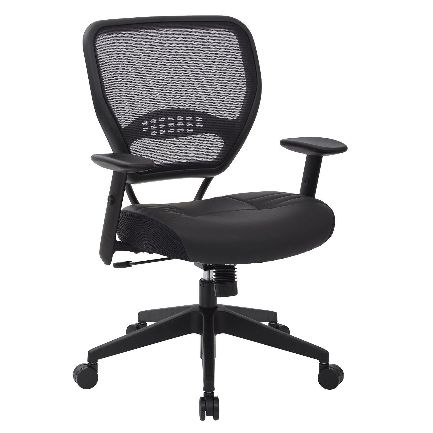 Professional Dark AirGrid® Managers Chair