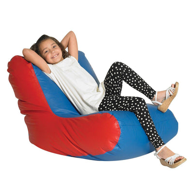 School Age High Back Lounger
