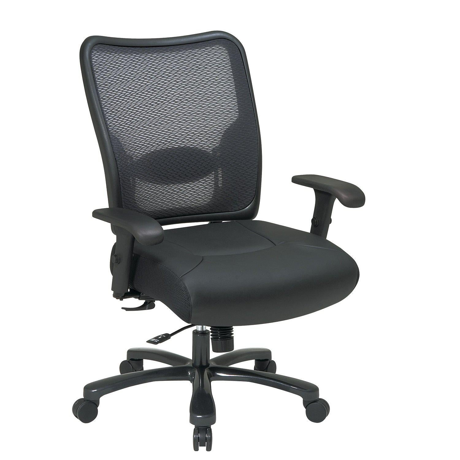 Big & Tall Double AirGrid® Back Ergonomic Chair