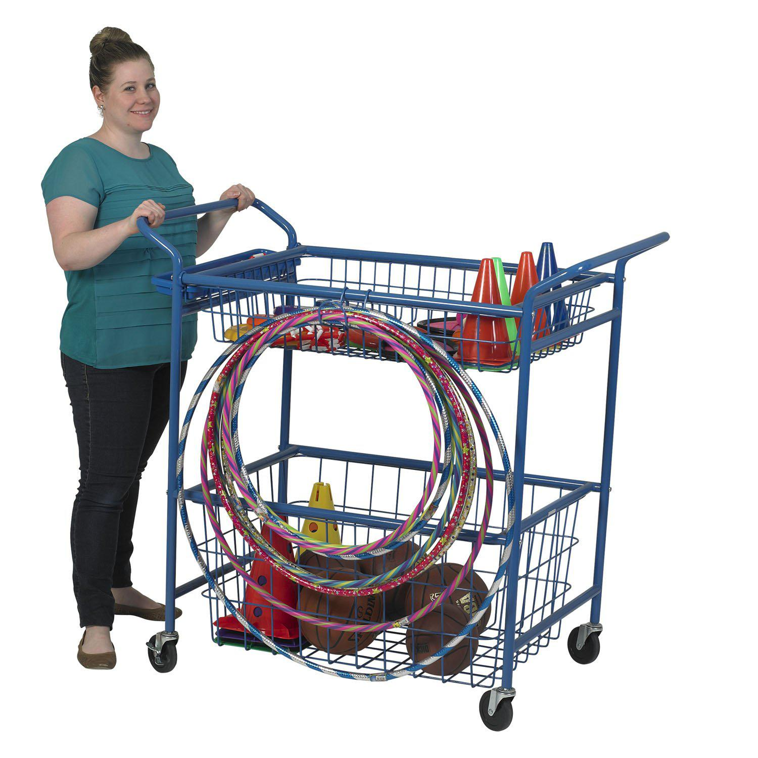 Mobile Activity Cart