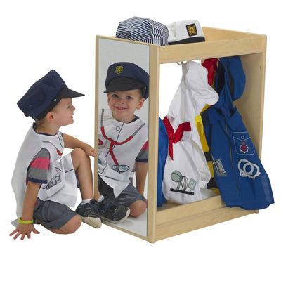 Toddler Dress Up Storage