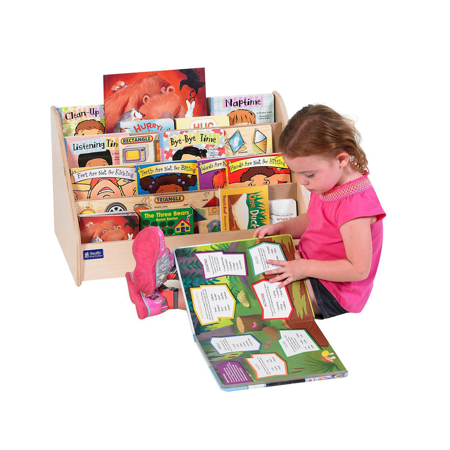 Toddler Low Book Display