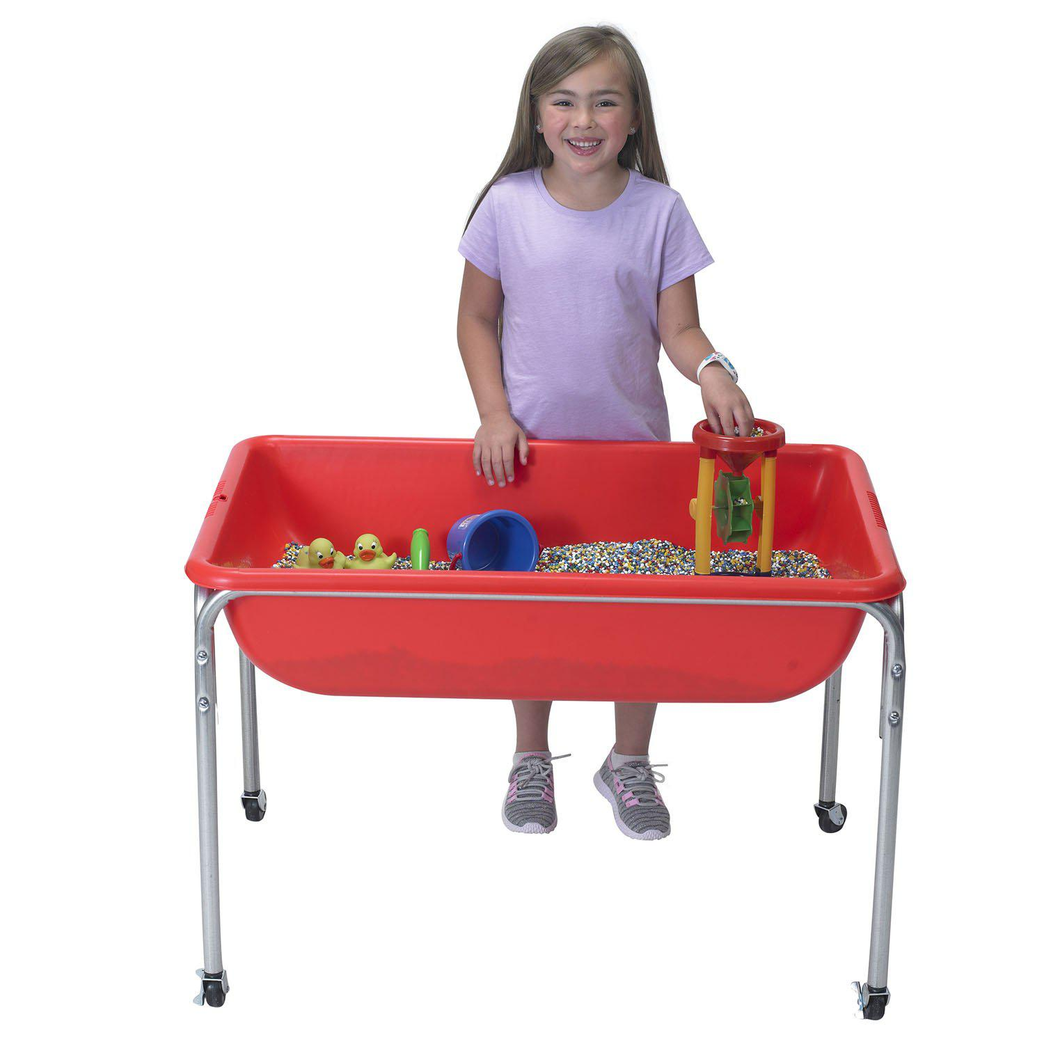 "Large Sensory Table - 24""h"