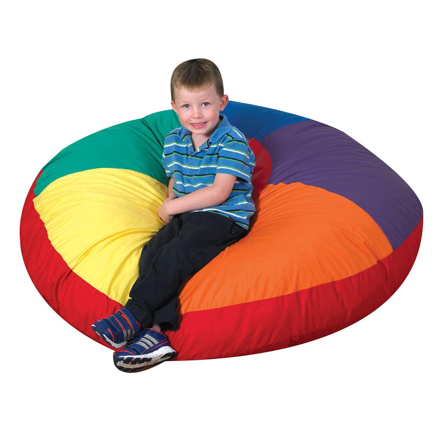 Medium Color Wheel Pillow