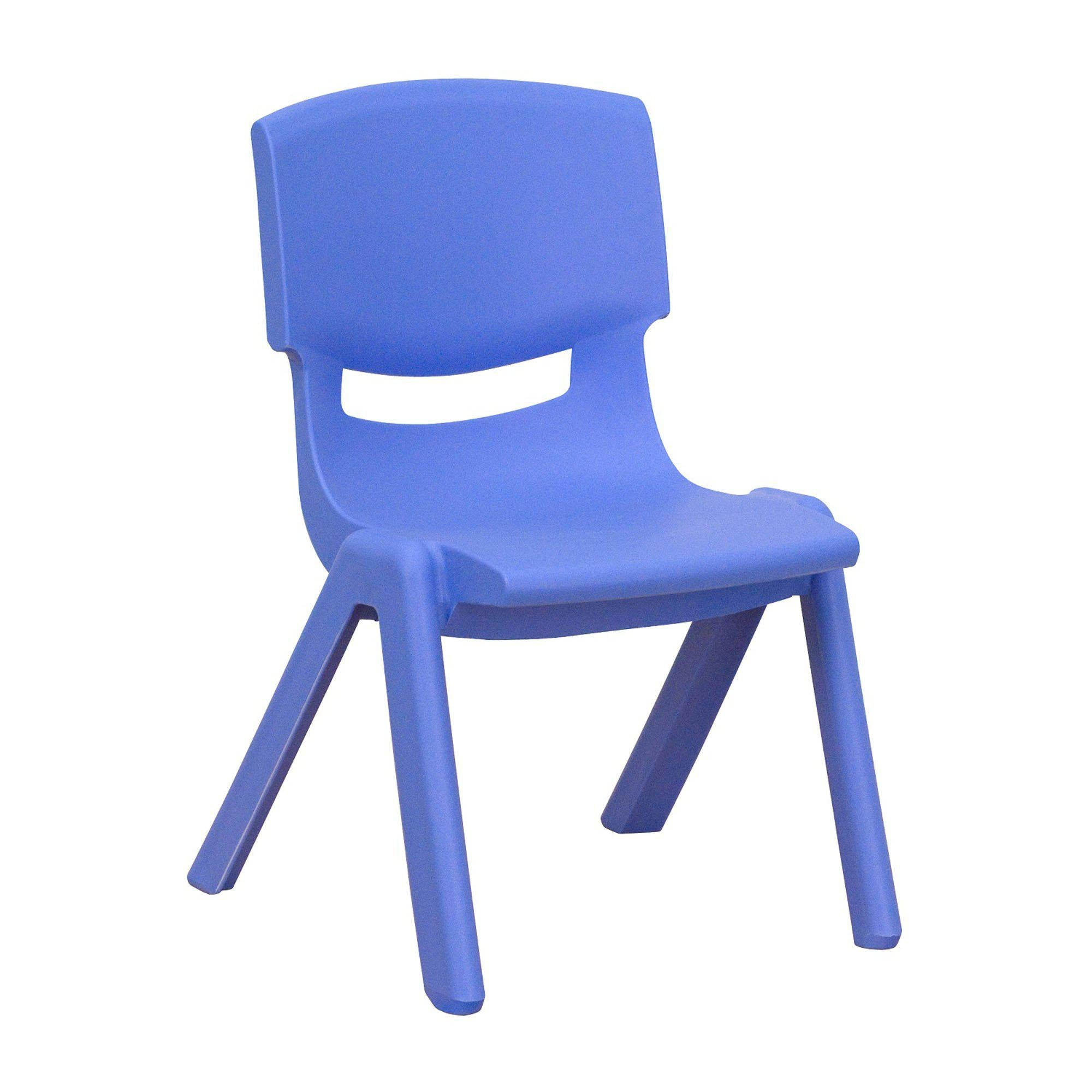 "Nextgen Plastic School Stack Chair, 10-1/2"" Seat Height"
