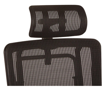 Black Headrest for ProX996 Series Mesh Back Chair