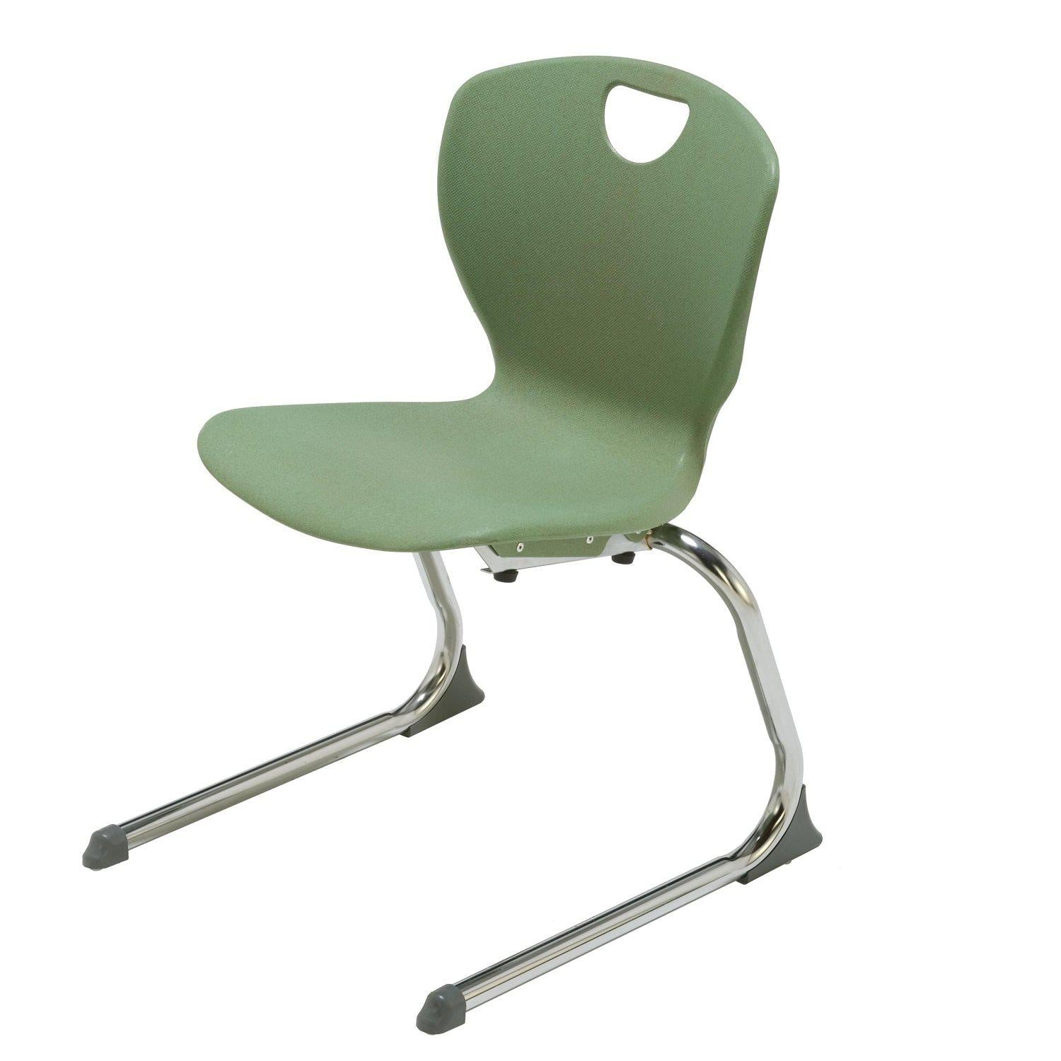 "Ovation Cantilever Stacking Student Chair, 14"" Seat Height"