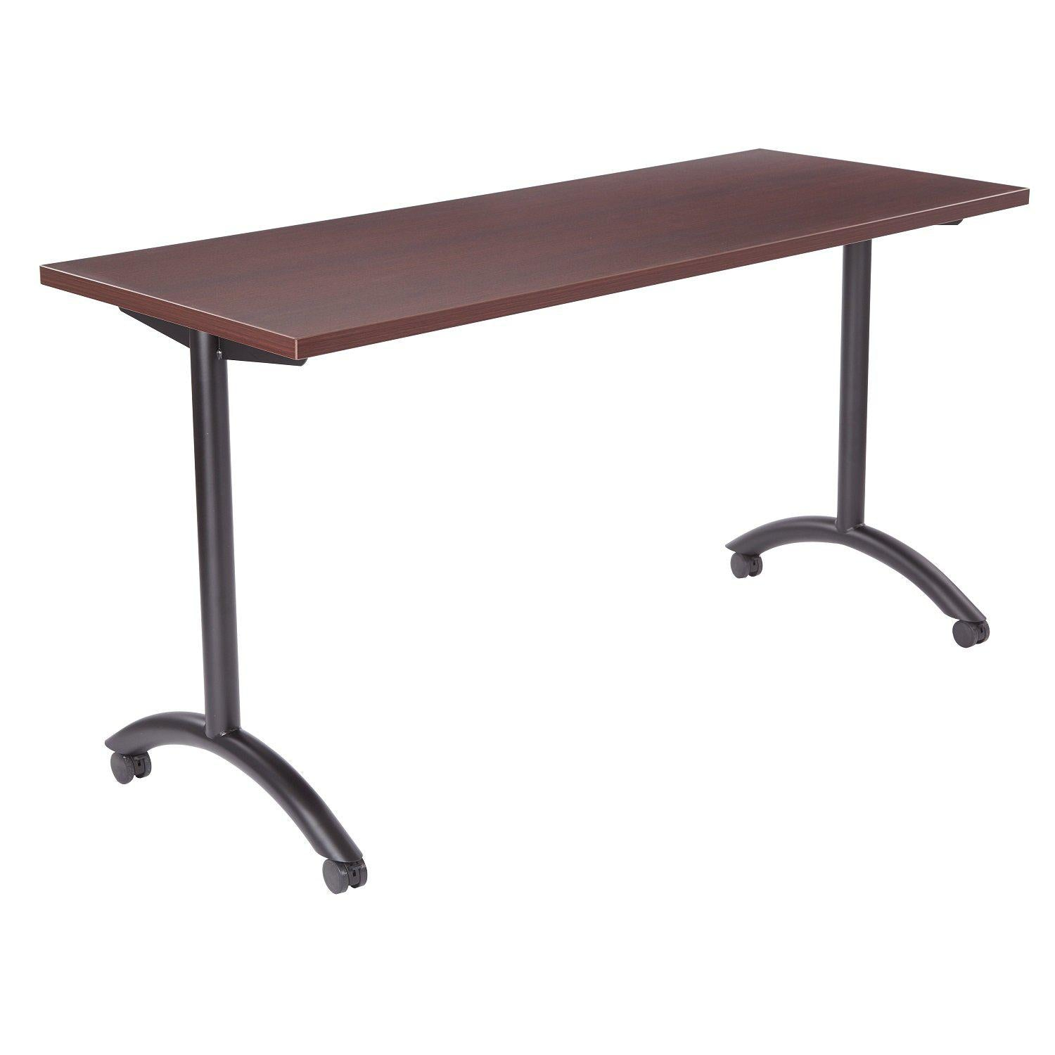"Pace Table with T-Arc Legs, 60"" x 24"""