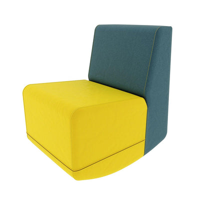 Nextgen  Rocker Chair, ALL-FOAM CORE, Antibacterial Vinyl Upholstery, LIFETIME WARRANTY