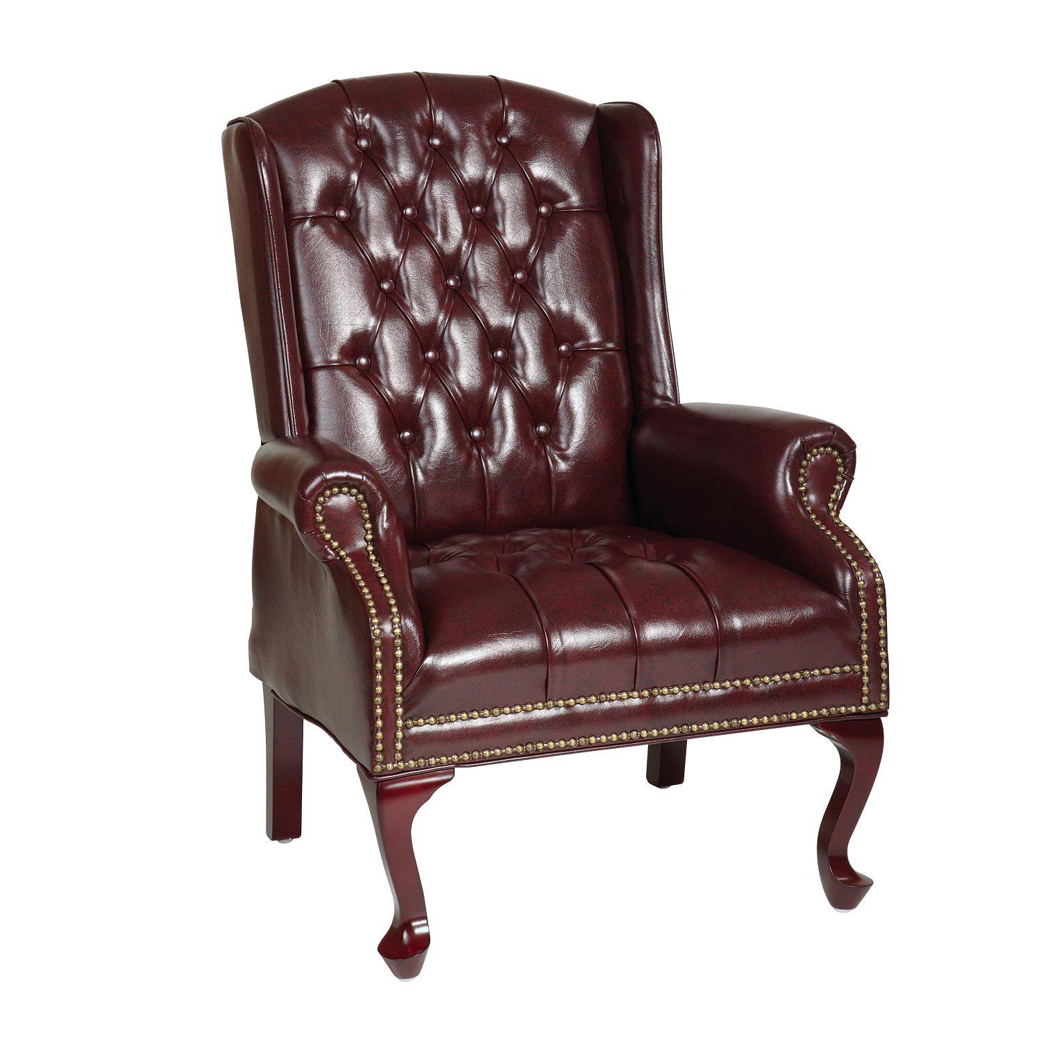 Traditional Queen Anne Style Chair