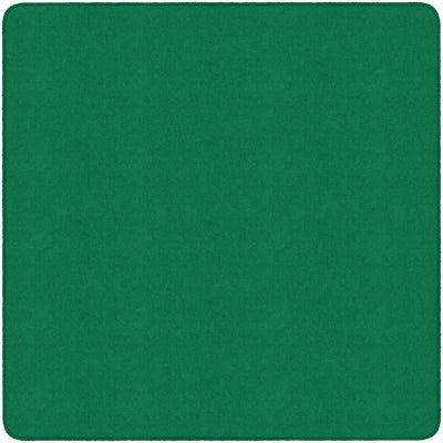 Americolors Solids Rugs-Classroom Rugs & Carpets-Clover Green-4' x 6' Rectangle-