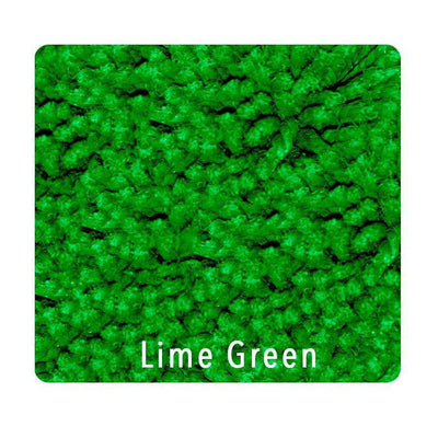 Americolors Solids Rugs-Classroom Rugs & Carpets-Lime Green-4' x 6' Rectangle-