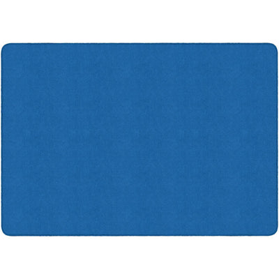 Americolors Solids Rugs-Classroom Rugs & Carpets-Royal Blue-4' x 6' Rectangle-
