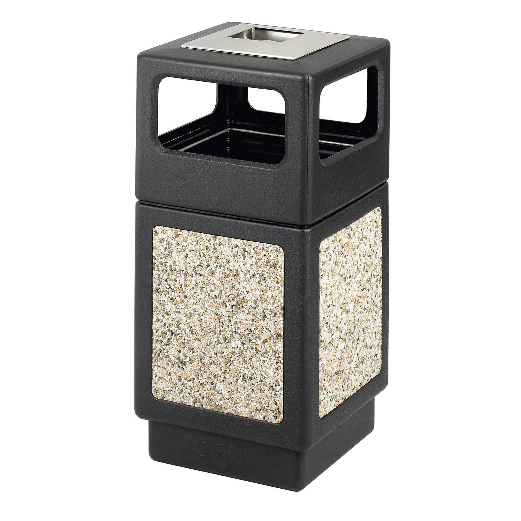 Canmeleon™ Aggregate Panel, Ash Urn/Side Open, 38 Gallon