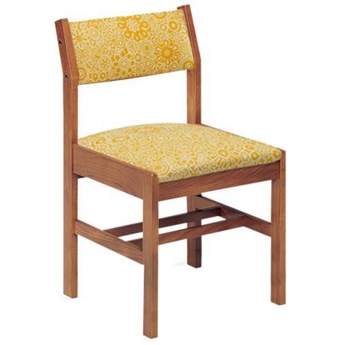 Class Act Chair with Upholstered Seat And Back, 4 Legs