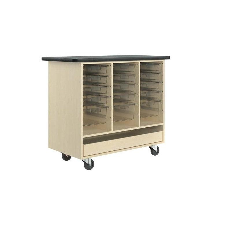 Open Tote Cabinet