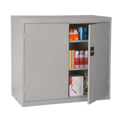 Elite Series Counter Height Storage Cabinet, 36 x 18 x 42, Multi Granite