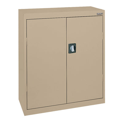 Elite Series Counter Height Storage Cabinet, 36 x 18 x 42, Tropic Sand