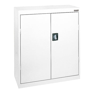 Elite Series Counter Height Storage Cabinet, 36 x 18 x 42, White