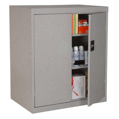 Elite Series Counter Height Storage Cabinet, 36 x 24 x 42, Multi Granite