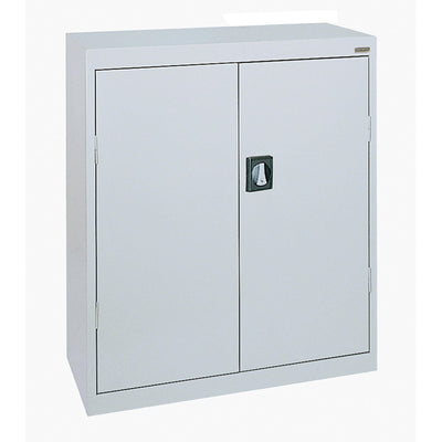 Elite Series Counter Height Storage Cabinet, 46 x 24 x 42, Dove Gray