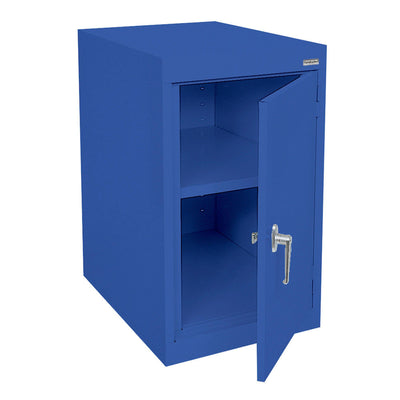 Elite Series Desk Height Storage Cabinet, 18 x 24 x 30, Blue
