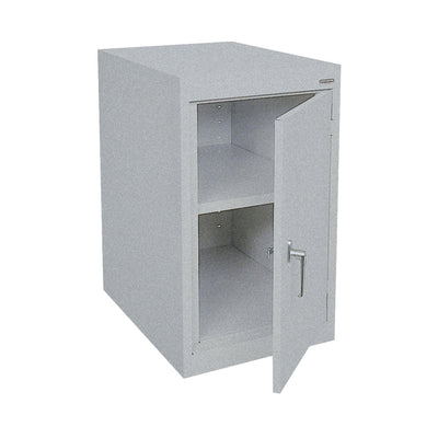 Elite Series Desk Height Storage Cabinet, 18 x 24 x 30, Multi Granite