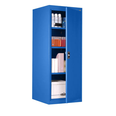 Elite Series Storage Cabinet, 24 x 24 x 60, Blue