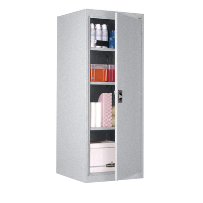 Elite Series Storage Cabinet, 24 x 24 x 60, Multi Granite