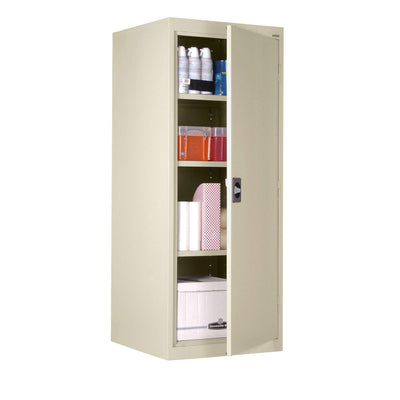 Elite Series Storage Cabinet, 24 x 24 x 60, Putty