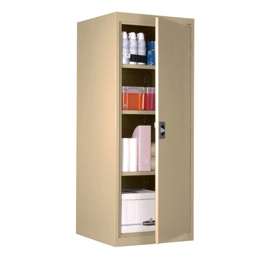 Elite Series Storage Cabinet, 24 x 24 x 60, Tropic Sand